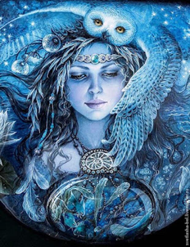 Сказ богини Мары об истинной Яви и иллюзиях мира
