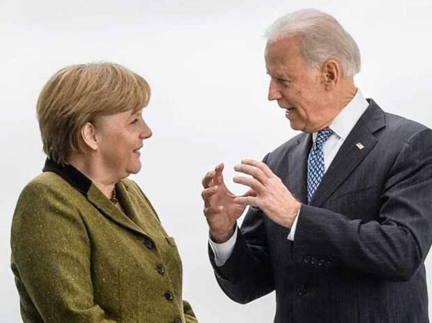 Германия договорилась с Америкой о своем месте в новом миропорядке