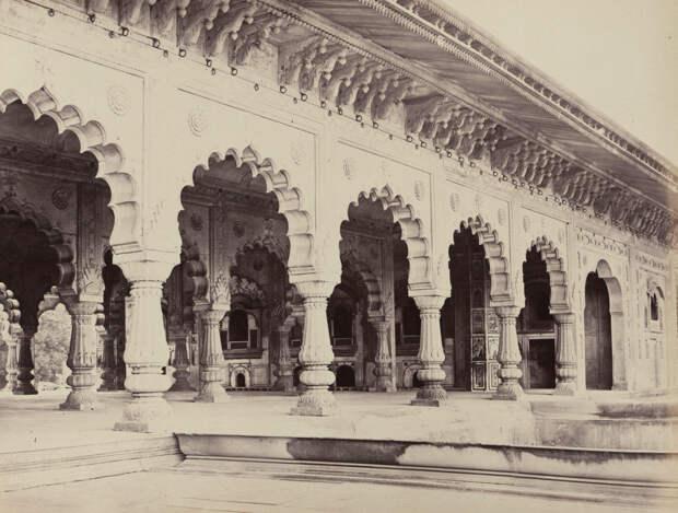 Albom fotografii indiiskoi arhitektury vzgliadov liudei 60