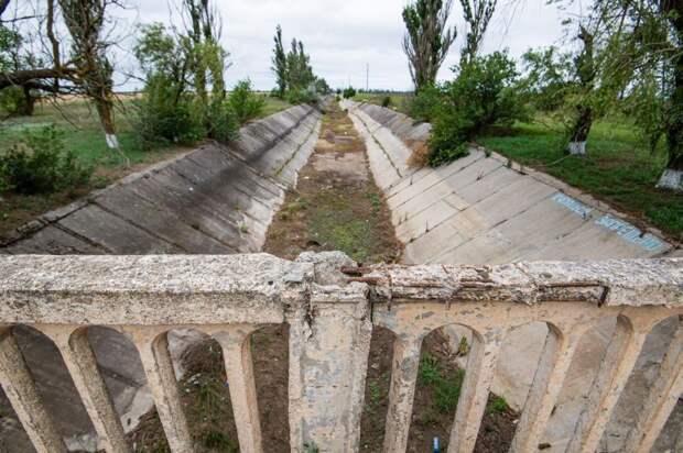 «Водная блокада» Крыма: есть преступление, будет и наказание