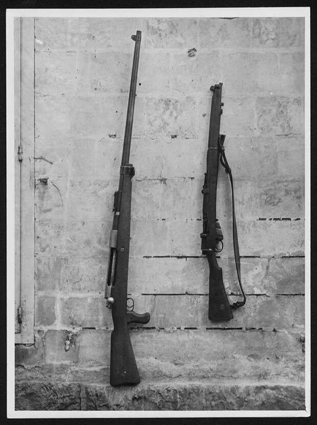 Противотанковое ружье Mauser Tankgewehr M1918. Первое в своём роде
