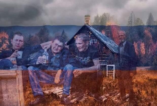 Как вымирают российские города и деревни