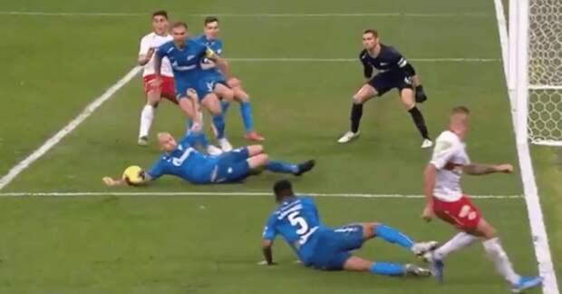Ветеран «Спартака» обвинил судей впомощи «Зениту»: «Это поражение всего российского футбола!»