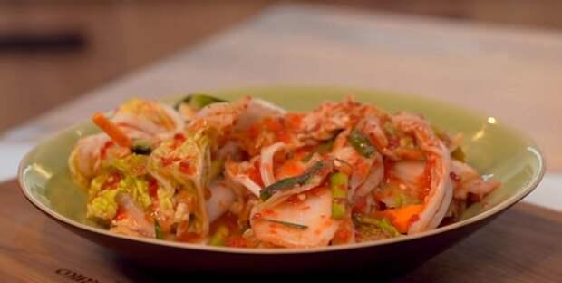 Кимчи из пекинской капусты: совсем не сложно и очень вкусно