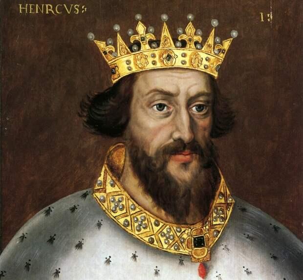 Король Генрих I