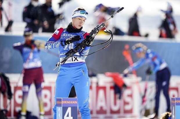 Биатлонистка из Удмуртии Ульяна Кайшева вошла в состав сборной России на чемпионате мира