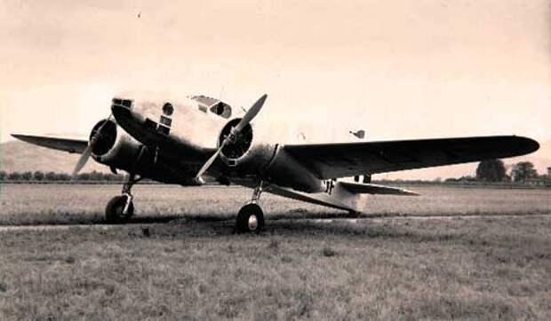 Перуанский самолет