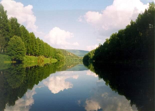 Самые интересные реки в России