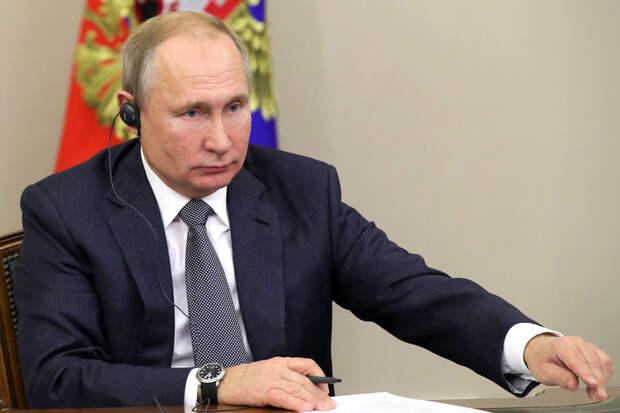 Путин призвал Вашингтон обменяться гарантиями невмешательства во внутренние дела