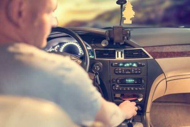 Мой милый водитель..