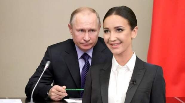 Бузова объявила себя «второй после Путина»