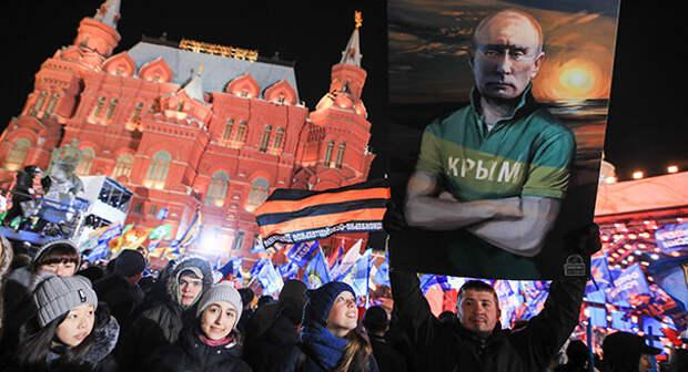 На что получил мандат Владимир Путин