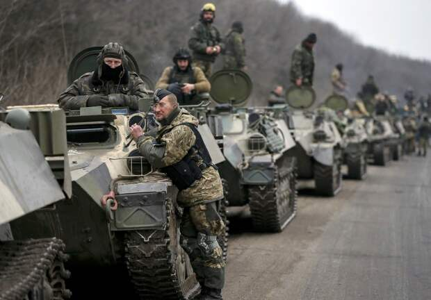 Минск-3 уже не спасёт Украину от атаки ополченцев