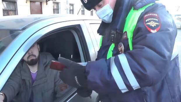 Инспекторы ГИБДД смогут штрафовать водителей по новым правилам с 2022 года