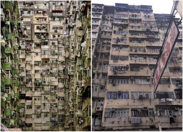Коммуналки в Гонконге. Как живется в «клетках-гробах»