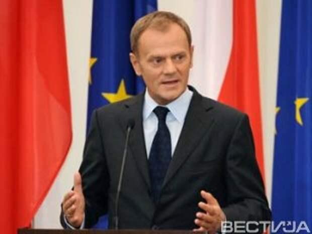 Польский премьер возглавил Совет Европы