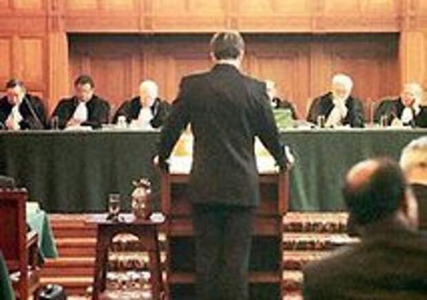 Властям Украины готовят трибунал