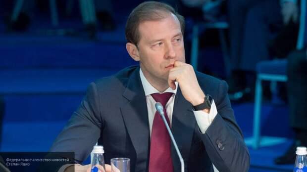 Глава Минпромторга озвучил выгоду низкого курса рубля