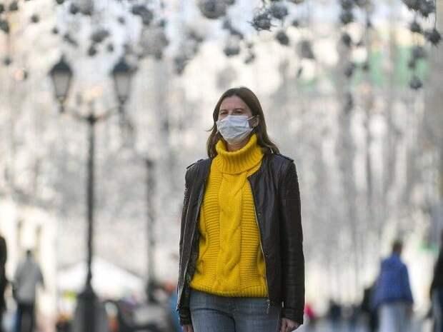 «Желтая угроза»: жителей Москвы предупредили о мощном ветре