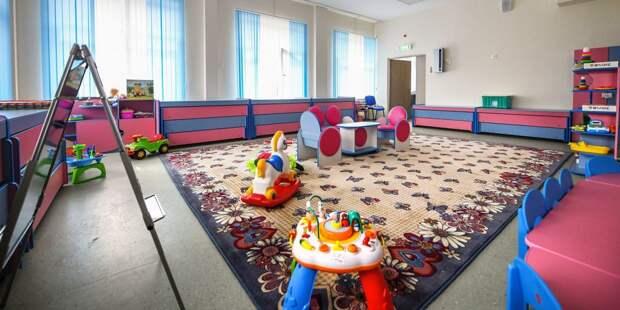 Специалисты проверят ход строительства детского сада на Полярной