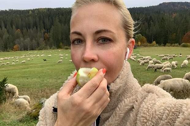 Навальный пожаловался жене на атаку его соцсетей фотографиями котов