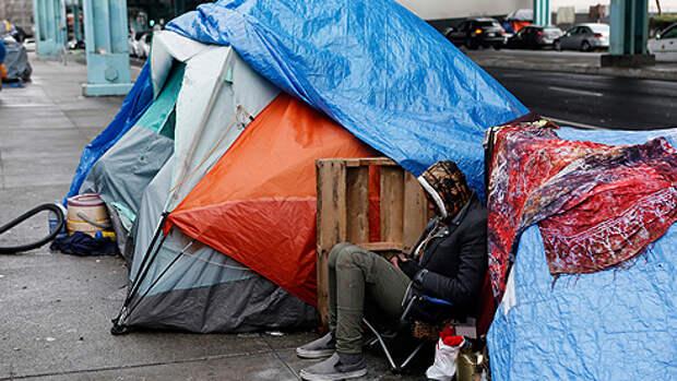 Лос-Анджелес: столица нищеты