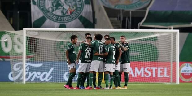 «Палмейрас» первым прошел в финал Кубка Либертадорес