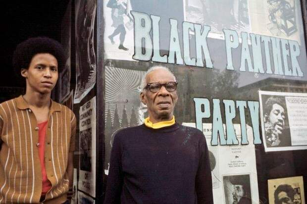 Гарлем 70-х годов прошлого века во всей красе