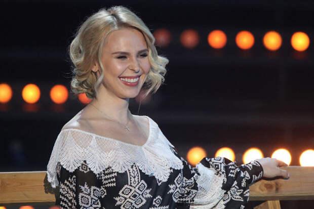Певица Пелагея стала заслуженной артисткой России