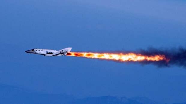 Крушение SpaceShipTwo компании Virgin Galactic SpaceShipTwo, корабль, крушение, америка