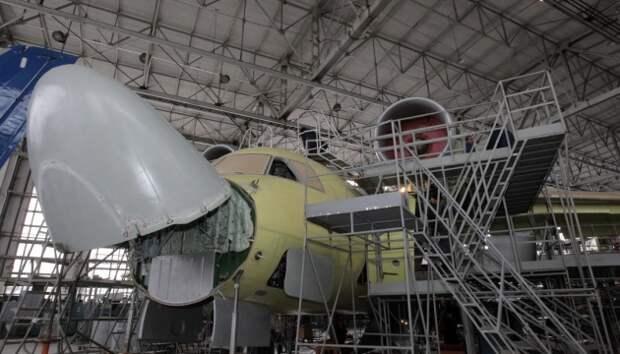 Харьковский авиазавод самостоятельно не способен восстановить производство – ОГА