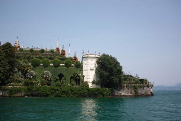 Путешествуя по озеру Маджоре