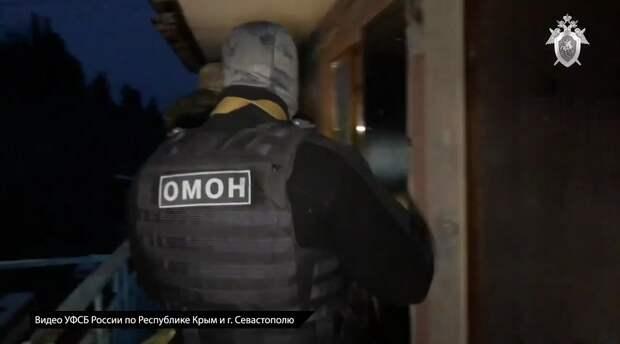 Жителя Ялты задержали по подозрению в финансировании экстремизма. Видео