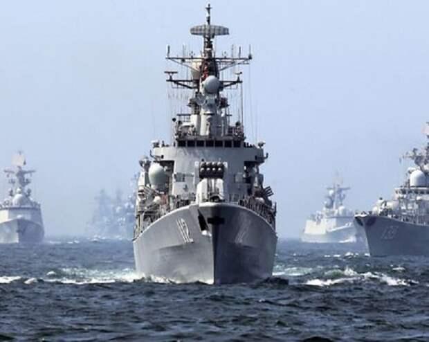 Украина заберет у России Тихоокеанский флот в «законном порядке»