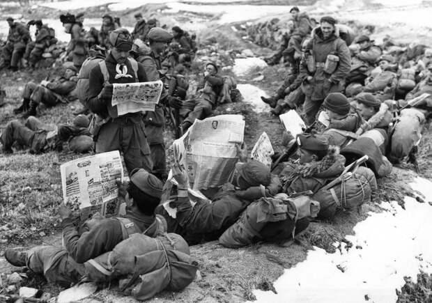 k34 1022 46 впечатляющих снимков Корейской войны