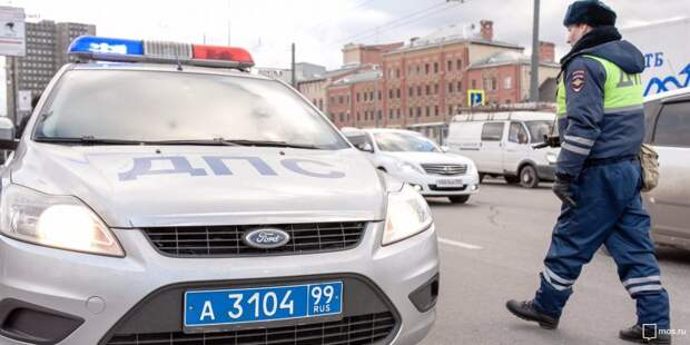 На Смольной был задержан нелегальный водитель