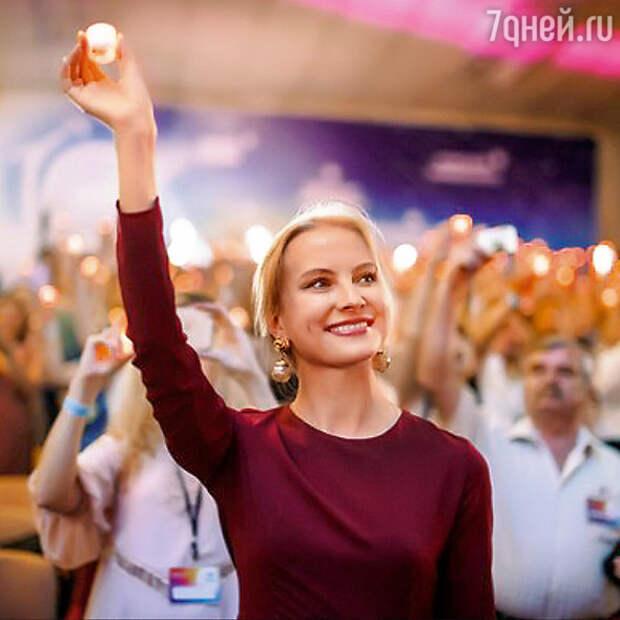 Екатерина Кузьмина. Про семью