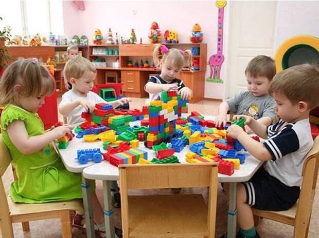 Очередь в детские сады ликвидируют в 2015 году