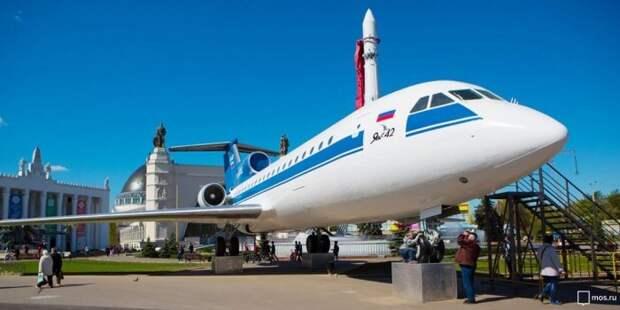 Памятник авиаконструктору в Чапаевском парке отреставрируют в следующем году