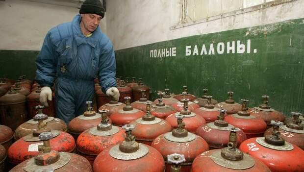 Украина разворачивает информационную кампанию с призывом экономить газ