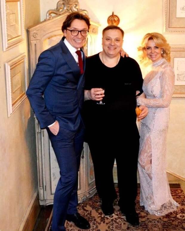 Андрей Разин решил использовать Пугачеву для своего похудения