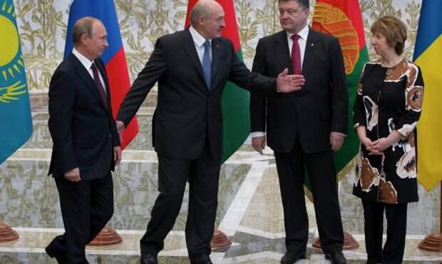МИД Украины: переговоры в Минске продолжаются на разных уровнях