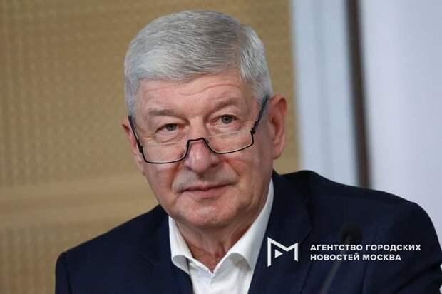 Левкин: Москва руководствуется принципами Urban Health в градостроении
