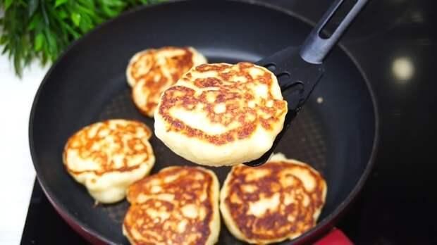 Картофельные оладьи Оладьи, Рецепт, Видео рецепт, Еда, Кулинария, Видео