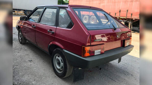 Советские машины без пробега в 2020 году. Что? Да!