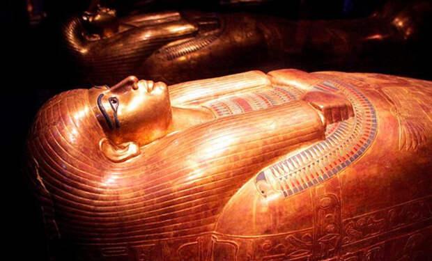 Украшения Тутанхамона были сделаны из расплавленного метеорита