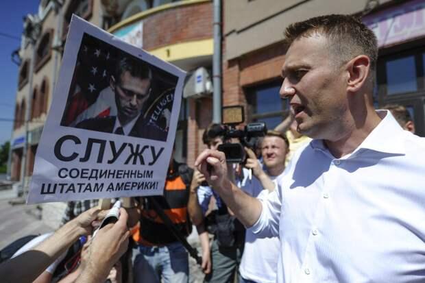Запад наделил Навального карательными функциями