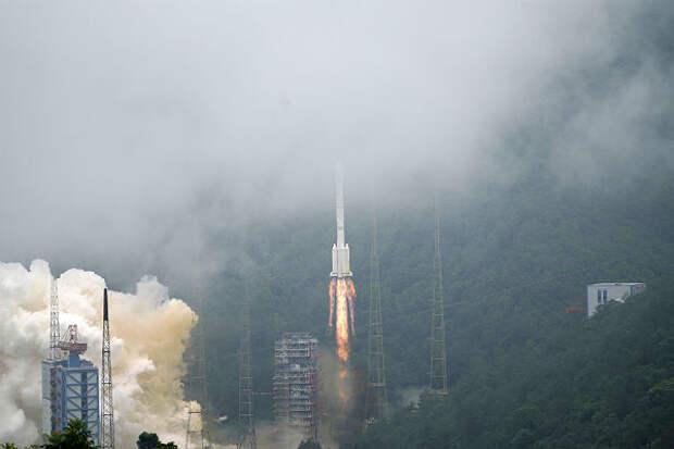 Китай призвал к сотрудничеству в освоении космоса