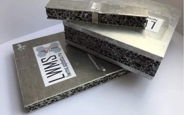 Ученые из Санкт-Петербурга создали непотопляемый металл