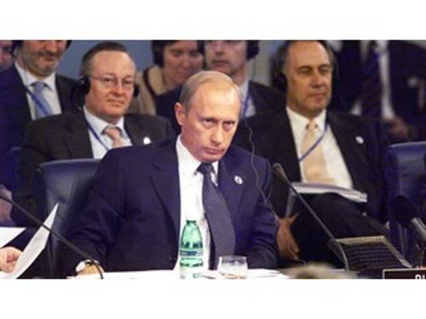 Российская внешняя политика обращает свой взгляд на Восток